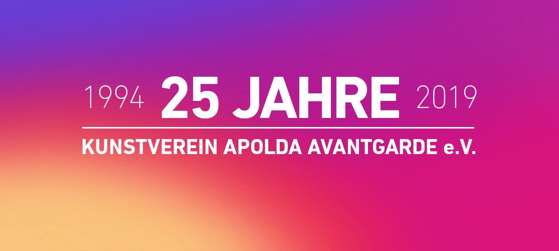 25 banner